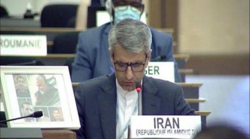 محکومیت اقدام غیرقانونی آمریکا در ترور سردار سلیمانی